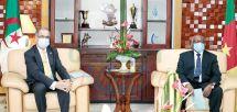 Cameroon-Algeria : Ambassador Bids Farewell