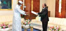 Political Situation in Chad : Envoy Solicits Paul Biya'sOrientation