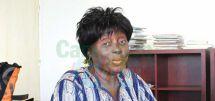 Anne-Marie Lindou, présidente de l'association Afrique Education et Codéveloppement (AFEC).
