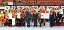 CAN de handball dames : en apothéose