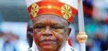 Situation politique en RDC : l'église catholique prend position