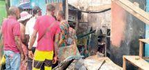 Bonakouamouang : deux boutiques partent en fumée