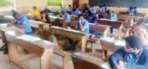 North west : Over 15 000 On Roll For End of Course Examinations