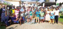 Journée de l'Enfant africain : des attentions pour 10 orphelinats