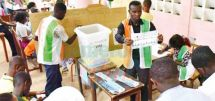 Ivory Coast Presidential Election : Four Candidates On The Starting Block