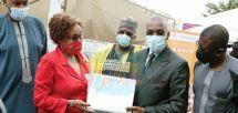 Renforcement de la riposte  : des équipements médicaux offerts