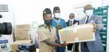 Protection de la couche d'ozone : des équipements remis à Douala