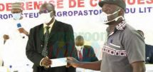 Agropastoral : 144 millions pour des producteurs