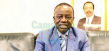 Pr. Jacques Fame Ndongo, ministre d'Etat, ministre de l'Enseignement supérieur