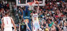 NBA : Mbah à Moute a rejoué