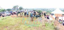 Marché moderne de Douala : le projet prend racine