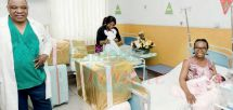 CHRACERH  : First Lady's Special Gifts To Babies