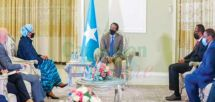 Somalia : Presidential Election Date Maintained