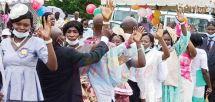 Mariages collectifs : 20 couples unis à Mouanko