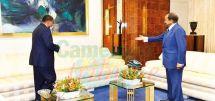 Congo Major Colloquium : President Paul Biya Invited