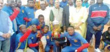 Cricket Cup of Cameroon : Sixers, Emergence Cricket Club Winners