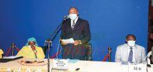 La Commission des affaires culturelles, sociales et familiales de l'Assemblée nationale et le ministre Bidoung Mkpatt se sont entretenus sur le sujet vendredi dernier.