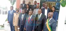 Agric Value Chain Devt Project : Head office Inaugurated