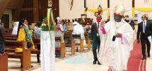 Yaoundé : l'archevêque appelle au respect des mesures barrières