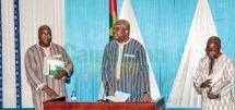 Burkina Faso : un climat politique apaisé