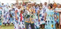 Kribi : attachement réaffirmé au chef de l'Etat