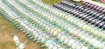 Contrebande : des vins et spiritueux saisis à Ebolowa
