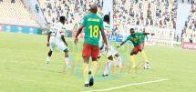 Avec l'élimination actée du Zimbabwe, les deux places qualificatives vont se jouer dimanche entre le Cameroun, le Burkina Faso et le Mali.