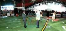 Event Management : Sports Ministry Receives High Technology Equipment