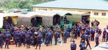 Mission de stabilisation de la RCA : 280 gendarmes en route pour Bangui