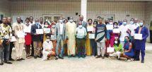 Aquaculture commerciale : une trentaine d'aquaculteurs formés
