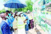 Garoua : un parc boisé en gestation