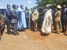 Ngaoundéré : des routes mal entretenues au scanner