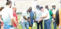 Mfandena Site :  Stakeholders Polish Up Skills