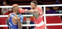 Tokyo Olympic Games : Wilfried Seyi Eliminated