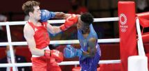 Tokyo Olympic Games : Mengue Ayissi Out
