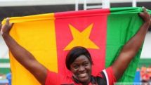 Nationality : Auriol Dongmo Leaves Cameroon