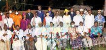 Patrimoine immatériel de l'Unesco : de nouveaux ambassadeurs pour le Ngondo