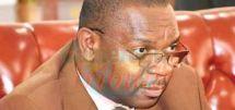 Serge Abouem, président de la Fédération camerounaise de volley-ball (Fcvb).