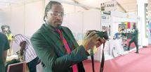 Fespaco 2021 : Benjamin Eyaga dans la cour des grands