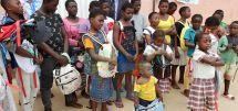 Yaoundé : des dons pour les orphelins
