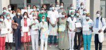 Hôpital gynéco-obstégrique : des armes contre l'AVC