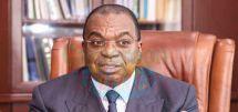 Louis Paul Motaze, ministre des Finances.