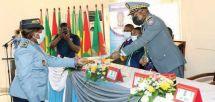 Ecole internationale des forces de sécurité : 74 stagiaires arrivés en fin de formation