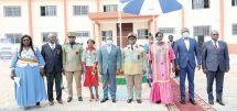 Développement local : Ngomedzap tient son hôtel de ville