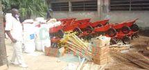 Douala III : du matériel de protection offert aux populations