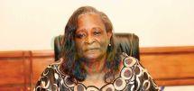 Annie Noël Bahounoui Batende : Rigorous Magistrate Heads Special Criminal Court