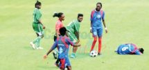 Female Football : Season Resumes After All