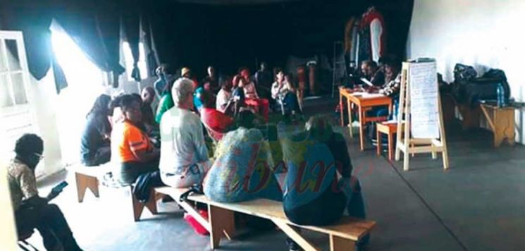 Théâtre : la résidence Ngoti revit