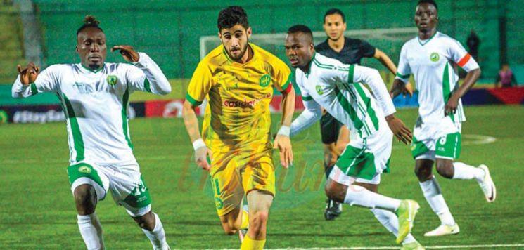 Coton Sport – JS Kabylie  : finalement à Yaoundé