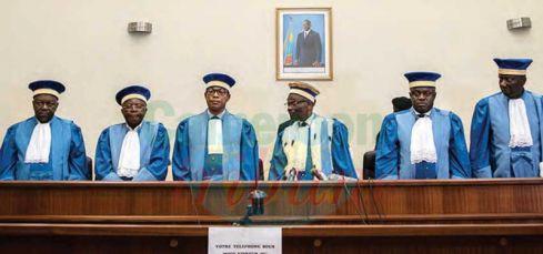 RDC : deux juges refusent leur nomination